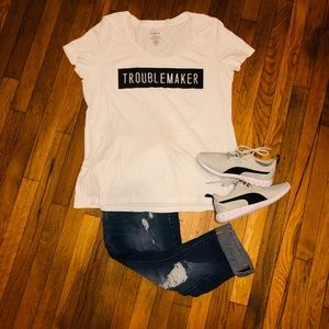 Torrid Trouble Maker T-shirt